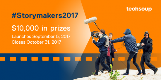 Ready, Set, Go! Submit Your Story to Storymakers 2017