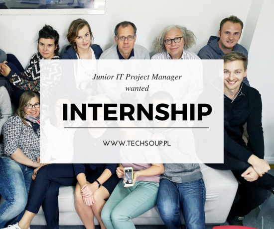 Junior IT Project Manager (Intern) Wanted!